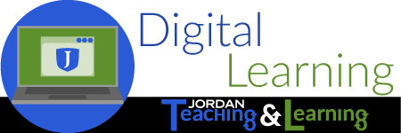 Digital Learning | Jordan Curriculum & Staff Development